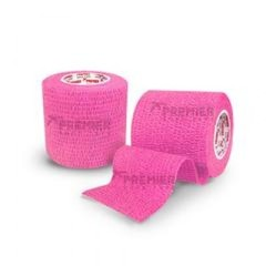 GOALKEEPERS WRIST & FINGER PROTECTION TAPE 5CM PINK