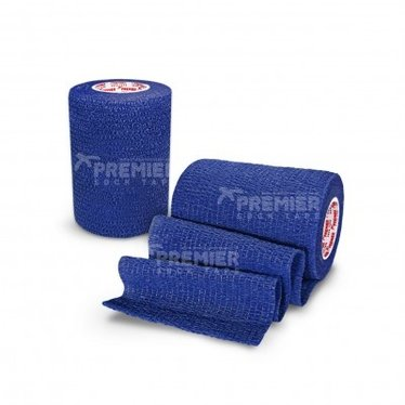GOALKEEPERS WRIST & FINGER PROTECTION TAPE 7.5CM DARK BLUE