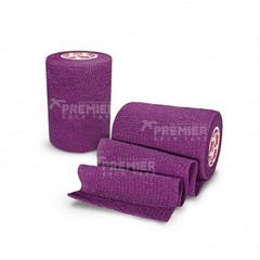 GOALKEEPERS WRIST & FINGER PROTECTION TAPE 7.5CM PURPLE