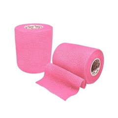 GOALKEEPERS WRIST & FINGER PROTECTION TAPE 7.5CM PINK