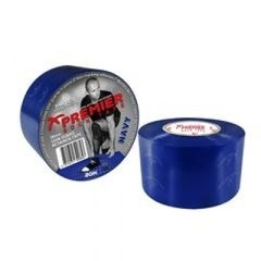 SHIN GUARD RETAINER TAPE 38MM TRUE ROYAL