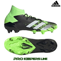 ADIDAS PREDATOR MUTATOR 20.1 FG SIGNAL GREEN/ FOOTWEAR WHITE/ CORE BLACK
