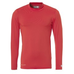 UHLSPORT DISTINCTION BASELAYER RED