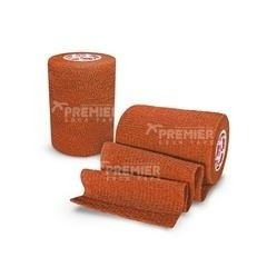 GOALKEEPERS WRIST & FINGER PROTECTION TAPE 7.5CM AMBER
