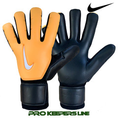 NIKE GK PREMIER NO SGT 20CM REVERSE PROMO LASER ORANGE/BLACK/WHITE