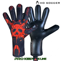 HO SOCCER PHENOMENON MAGNETIC II SKULL RED