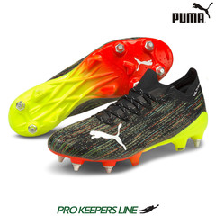 PUMA ULTRA 1.2 MXSG PUMA BLACK-WHITE-YLLOW ALERT