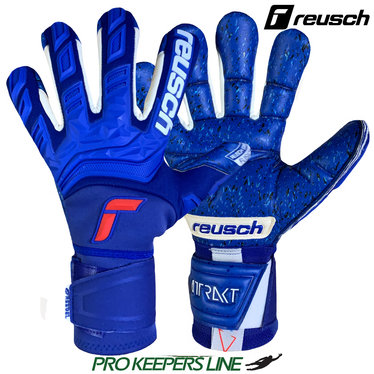 REUSCH ATTRAKT FREEGEL FUSION ORTHO-TEC GOALIATOR (FINGERPROTECTION)