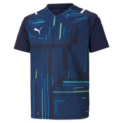PUMA TEAMULTIMATE JERSEY JUNIOR PEACOAT