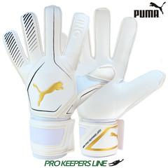 PUMA KING RC PUMA WHITE/ GOLD/ PUMA BLACK