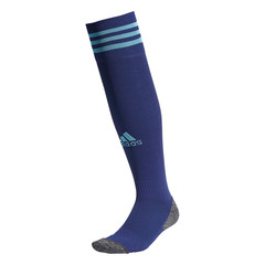 ADIDAS ADI 21 SOCK NAVY BLUE/BRIGHT CYAN
