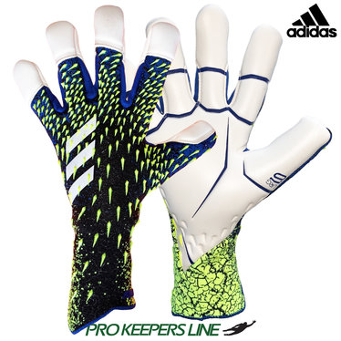 ADIDAS PREDATOR GL PRO HYBRID PROMO BLACK/ROYAL BLUE/SOLAR YELLOW