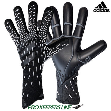 ADIDAS PREDATOR GL PRO BLACK/GREY SIX/WHITE