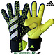 ADIDAS PREDATOR GL COMPETITION BLACK/ROYAL BLUE/SOLAR YELLOW
