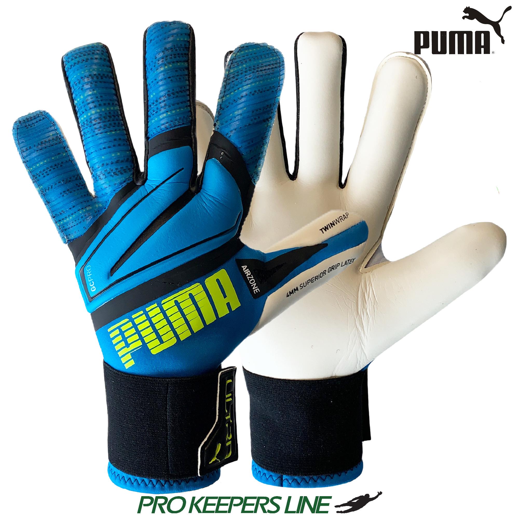 PUMA ULTRA GRIP 1 HYBRID PRO ENERGY BLUE/ YELLOW ALERT