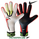 NIKE MERCURIAL GOALKEEPER TOUCH VICTORY WHITE/VOLT/BRIGHT CRIMSON