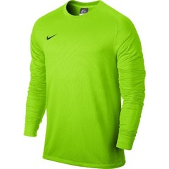 NIKE LS PARK GOALIE II JERSEY ELECTRIC GREEN