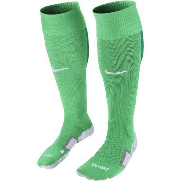 NIKE TEAM STADIUM OTC SOCK HYPER VERDE