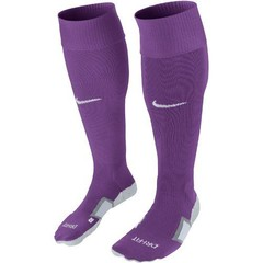 NIKE TEAM STADIUM OTC SOCK BOLD BERRY