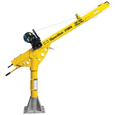 Xtirpa 1200 mm davit systeem