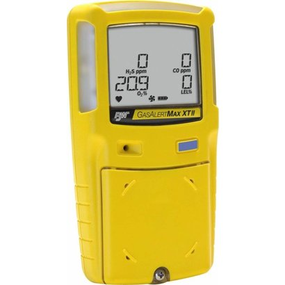 BW technologies by honeywell GasAlertMax XT II