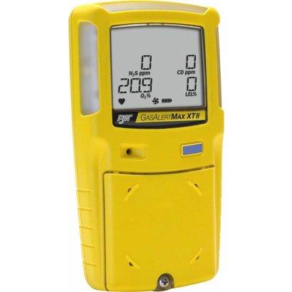 BW technologies by honeywell GasAlertMax XT II 2 cells