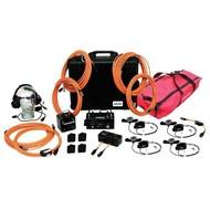 Con-space communications Rescue Kit 5 personen met Power Talk Box
