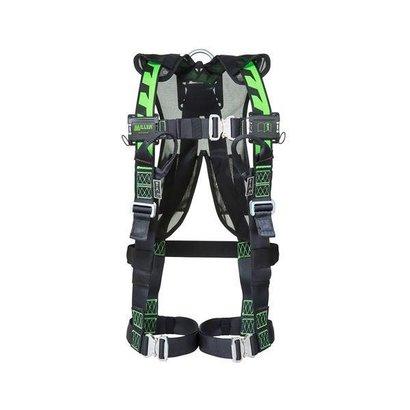 Honeywell / Miller H design harnas met quick fit hes