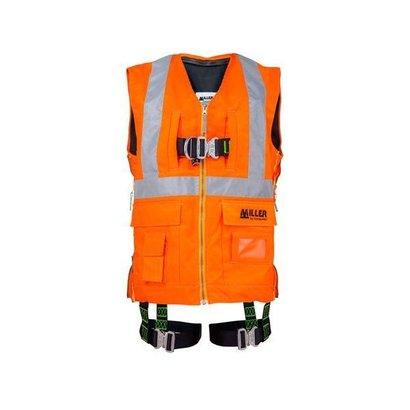 Honeywell / Miller Miller H-Design Hi-Vis Vest Harness
