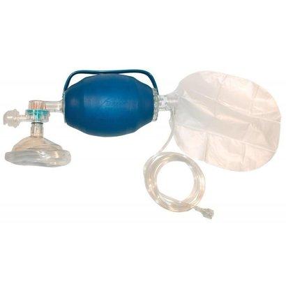 LSP Latex-free disposable bag valve mask