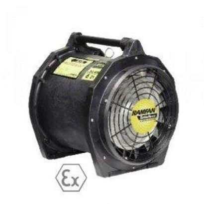 RamFan UB 30 High Volume Blower/Exhauster ATEX