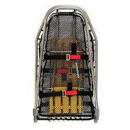 Traverse Rescue Titan Split Regular SS W Stratload Basket Stretcher