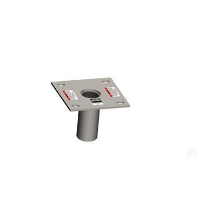 Xtirpa Xtirpa in-2006 flush floor adapter base for concrete and steel