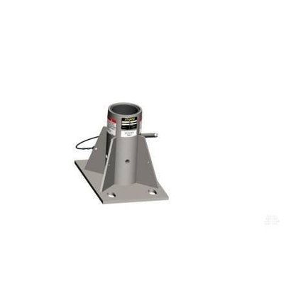 Petzl Xtirpa in-2105 central floor adaptor for concret and steel