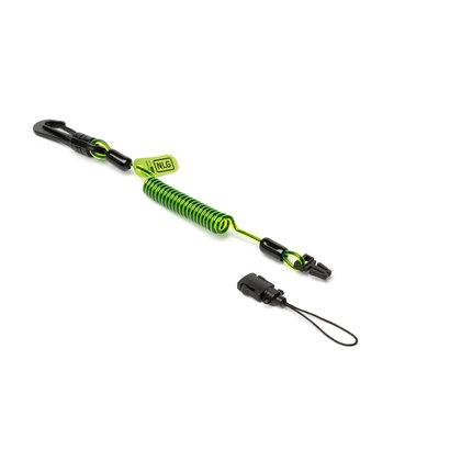 NLG NLG Mini Coiled Tool Lanyard