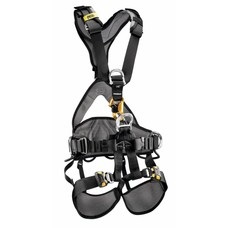 Combi harnesses for workpositioning and fall arrest