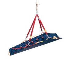 Confined spaces stretchers
