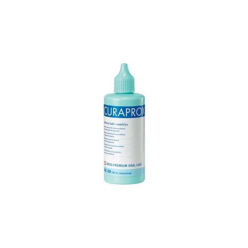 Curaprox Curaprox Denture Bath Weekly | BDC 105 | 100ml