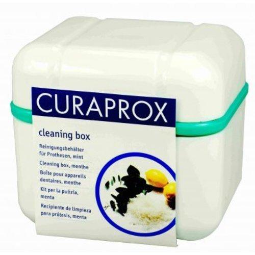 Curaprox Curaprox Prothese Reinigingsdoos | Mint