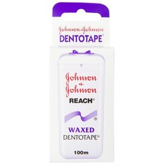 REACH Dentotape Waxed