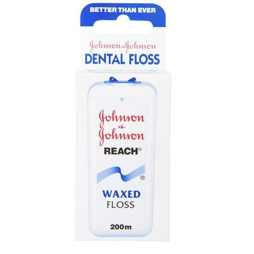 Johnson&Johnson Johnson & Johnson REACH Floss Waxed | 200m