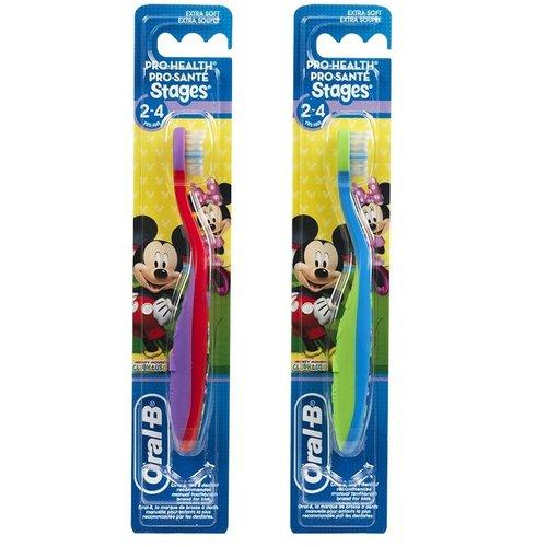 Oral-B Oral-B Stages 2 Tandenborstel | Mickey