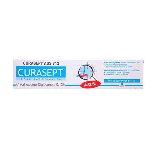 Curasept Curasept ADS 712 Gel-Tandpasta | CHX 0,12%  75ml