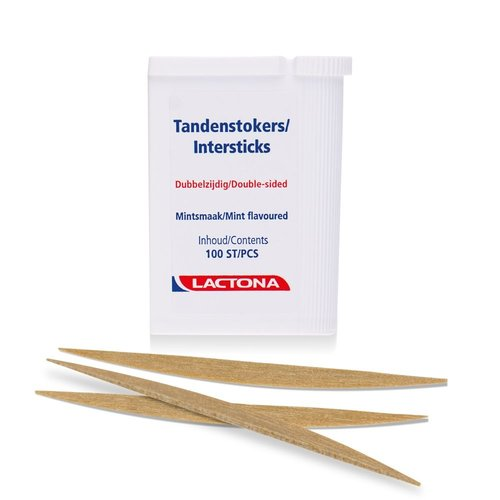 Lactona Lactona Intersticks tandenstokers | 100 stuks