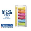 Curaprox Be You Tandpasta | 6-pack + CS 5460 | 6x 10ml