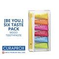 Curaprox Curaprox Be You Tandpasta Mix Pack + Ultra Soft Tandenborstel