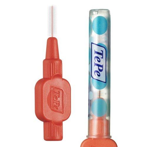 TePe TePe Interdentale Ragers Extra Soft l Rood - Maat 2 | 0,50mm | 6 stuks