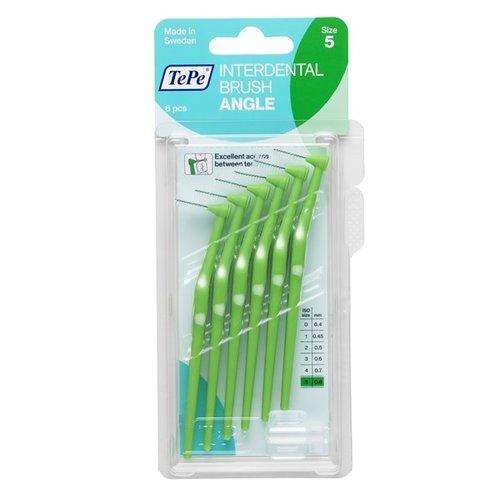 TePe TePe Angle Ragers | Maat 5 | 5,3mm | 6 stuks