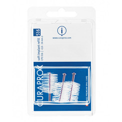 Curaprox Soft Implant Refill Ragers | 516 | 16mm