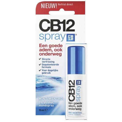 CB12 CB12 Mondspray Mint | 15ml